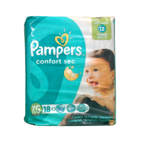 PAMPERS CONFORT SEC X18 XG