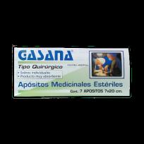 GASANA APOSITO QUIR EST 7X20