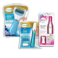 KIT AMOPE EXFOLIADOR + LIMA + VEET SENSITIVE