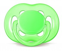 AVENT CHUPETE FREE FLOW 6A18 X1 VERDE