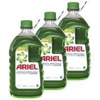Ariel Jabon Liquido Agua Fria Botella X 3 Litros