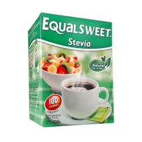 EQUALSWEET STEVIA X100 SOBRES