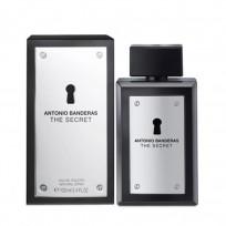 ANTONIO BANDERAS THE SECRET FOR MEN EDT X100