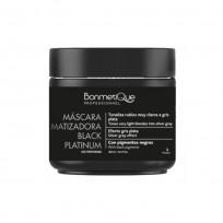 BONMETIQUE MASC. BLACK PLATINUM X300