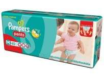 PAMPERS PANTS X40 M