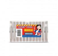IBERIA BROCHES X12 MADERA