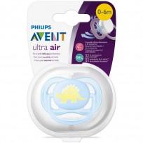 AVENT CHUPETE ULTRA AIR X1 0-6DINO