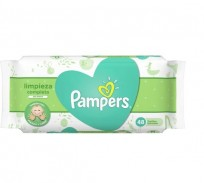 PAMPERS TOAL.X48 SIN PERFUME