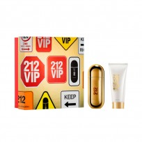 C.H 212 VIP DAMA SET X50 + BODY LOTION