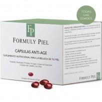 FORMULY PIEL CAPSULAS ANTI AGE X28