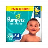 PAMPERS CONFORT SEC X54 XXG MAX
