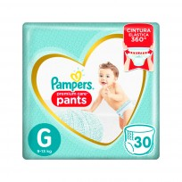 PAMPERS PANTS PREMIUM X30 G