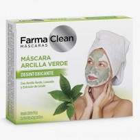 FARMA CLEAN MASCARILLA DE ARCILLA VERDE