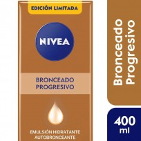 NIVEA BODY X400 SUN KISSED RADIANTE