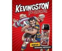 KEVINGSTON SET BE STRO.GEL+DESODORANTE