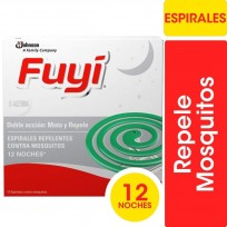 FUYI ESPIRALES X12 CAJA