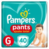 PAMPERS PANTS X40 G
