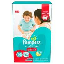 PAMPERS PANTS X16 XXG