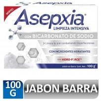 ASEPXIA JABON BICARBONATO X100