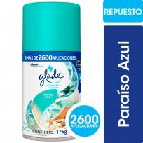 GLADE MATIC REP. PARAISO AZUL