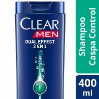 CLEAR SH.X400 2EN1 DUAL EFFECT