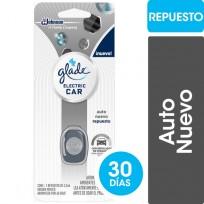 GLADE AUTO ELECTRICO REPUESTO. FRAGANCIA AUTO NUEVO