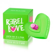 AGATHA RUIZ DE LA PRADA REBEL LOVE EDT X 80 ML