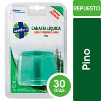 LYSOFORM CANASTA LIQ. PINO RTO.