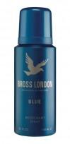 BROSS LONDON DEO X150 BLUE