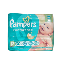 PAMPERS CONFORT SEC X30 P
