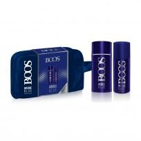 BOOS EDP X90 INTENSE BLUE+DEO
