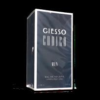 GIESSO CODIGO HOMBRE X100 X