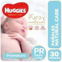 HUGGIES PREMATURO X30