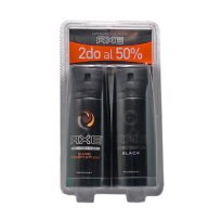 AXE PACK DEO DARK+BLACK