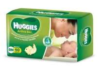 HUGGIES ACT SEC X40 REC.NAC.