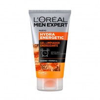 LOREAL MEN HYDRA ENERGY WASH X100
