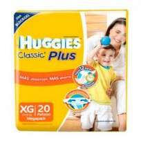 HUGGIES CLASSIC X18 XG MEGA