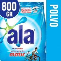 ALA MATIC X800 PO.ACEL.PR.LAV.