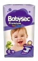 BABYSEC PREMIUM 3D X48 GDE