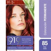 919 TINTURA ROJO 85