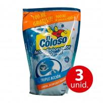 EL COLOSO ACOND. PISOS DP X500 COMBO X3 U