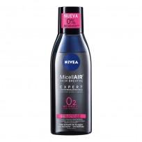 NIVEA LOCION MICELAR BLACK X200