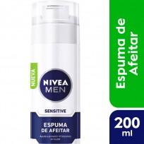 NIVEA ESPUMA DE AFEITAR X200 SENSITIVE