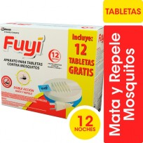 FUYI APARATO CON CABLE Y TABLETAS