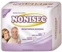 NONISEC APOSITO X10 INCONTINENCIA MODERADA
