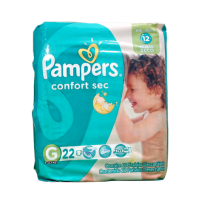 PAMPERS CONFORT SEC X22 G