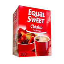 EQUALSWEET X100 SOBRES