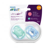 AVENT CHUPETE ULTRA AIR X2 6-18 NENE