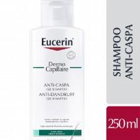EUCERIN SHAMPOO ANTICASPA X250