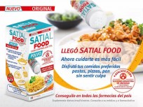 SATIAL FOOD CARB CONTROLLER POLVO 50G BLOQUEA CARBOHIDR